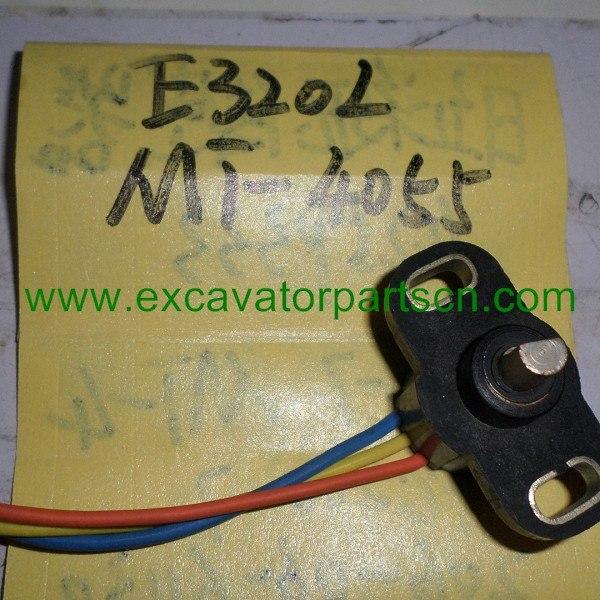 THROTTLE MOTOR LOCATOR E320L for excavator