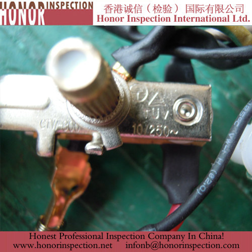 Electric Frypan quality inspection