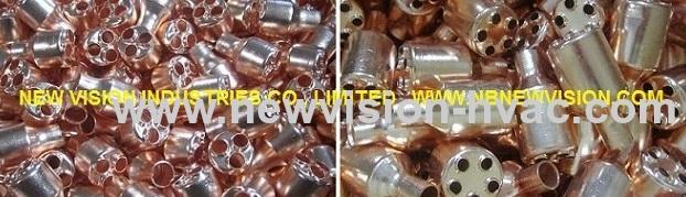 Copper Muffler for Refrigeration