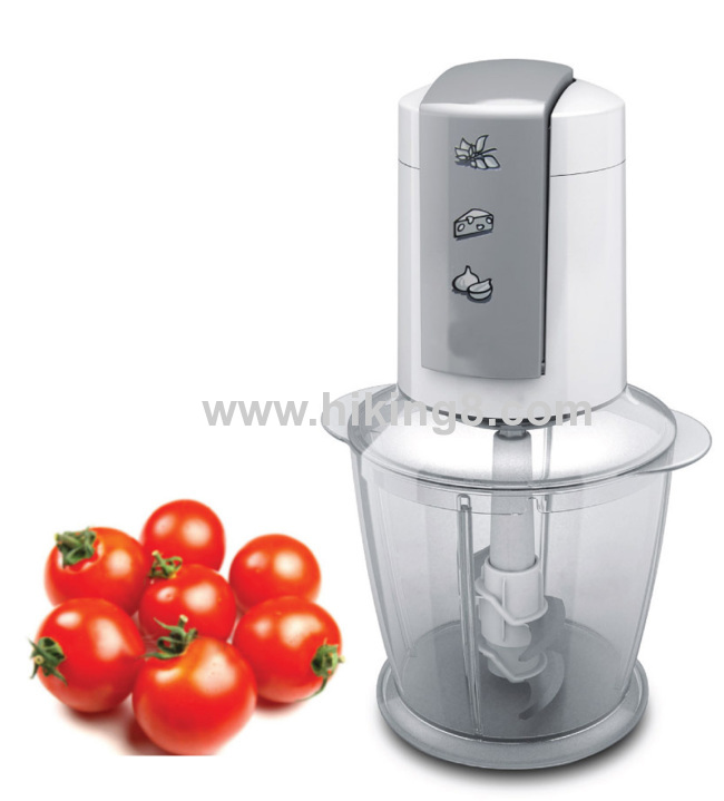 electric food chopper processor with stainless steel