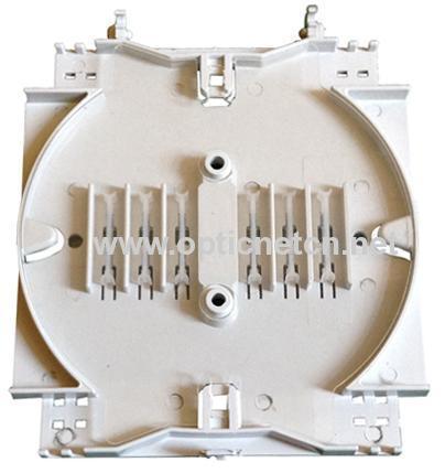 Optic Fiber Splice Tray