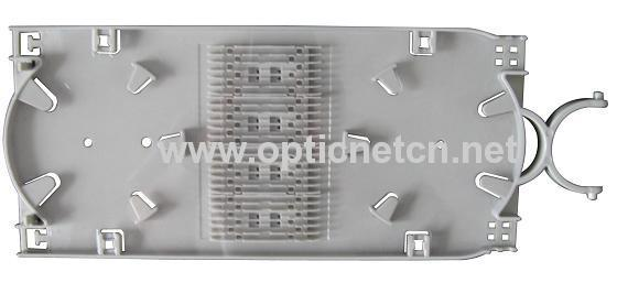 24 fibers Fiber Optic Splice Tray