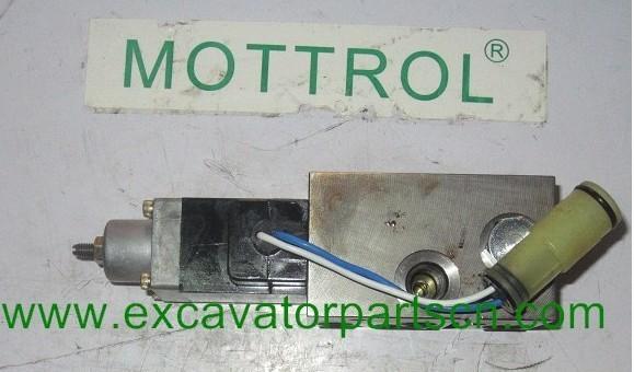 EXCAVATORHD700-7(HD800-7 )K3V112SOLENOID VALVE
