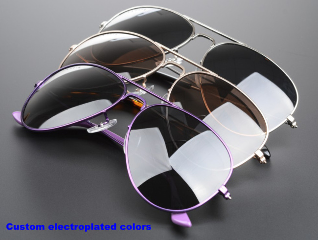 Ray style ban metal polarized sunglasses aviator