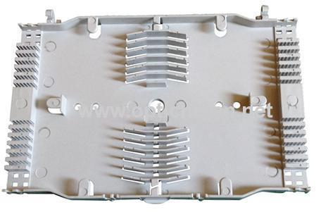 fiber optic splice tray