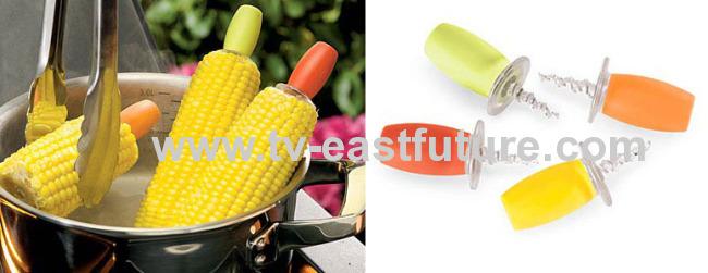 8PCS Boilable Corn Picks