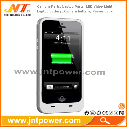 Fashion portable battery power supply case backup battery for iphone5 covers