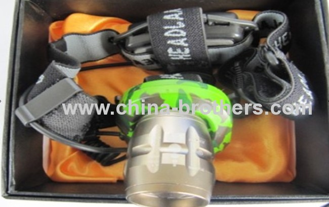 Cree Led Head lamp led headlamp 6009