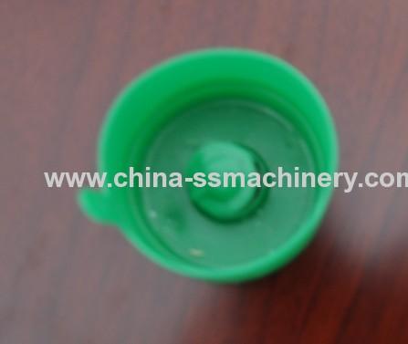 small horizontal plastic injection machine
