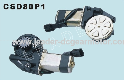 12v electric car motor specifications
