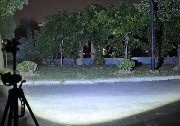 10W 500 lumens CREE XML-T6 Aluminium Telescopic LED Torch ACK-1045-B