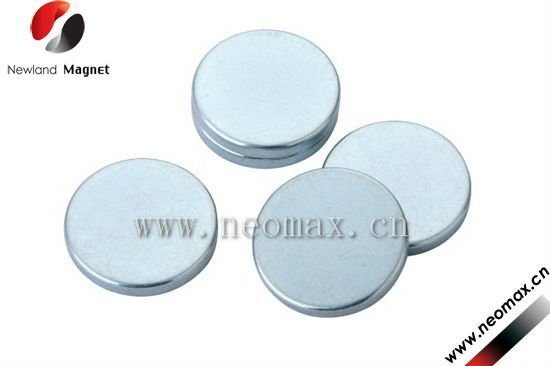 D10x2mm NdFeB Magnet Disc