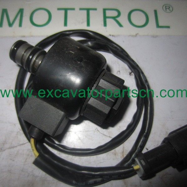 EXCAVATOR PC60-7 SD1244-C-10 PUMPSOLENOID VALVE
