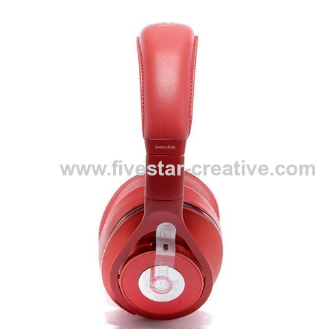Cheap Beats by Dre Executive New On-ear Red Headphones