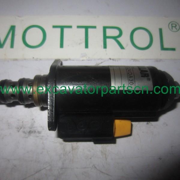 EXCAVATORCAT320B121-1490 Swing motor Solenoid valve