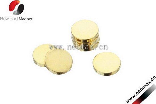 D10x1mm NdFeB Magnet Disc