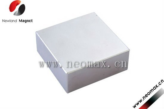 50x50x25mm NdFeB Magnet Block