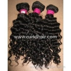 Discount Virgin Brazilian hair weft in high quality