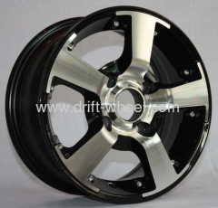 13 14 INCH COLOR-FACE CUSTOM WHEEL AND RIM