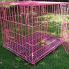 Wire Folding Pet Crate Dog Cage