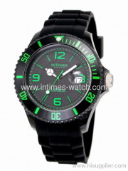 Quartz Wristwatch with Japan Miyota Movt / 5ATM / No MOQ / 48mm (IT-057S)