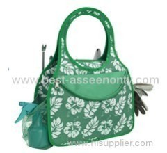 gardening tool set with display PE box