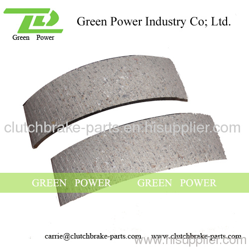 Clutch Lining Adhesive : High excellent adhesive strength motorcycle brake lining