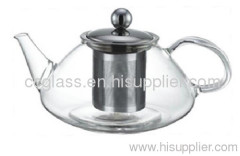 Wholesales Insulated Glass Tea Pots
