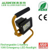 10W Rechargeable Portable LED floodlight