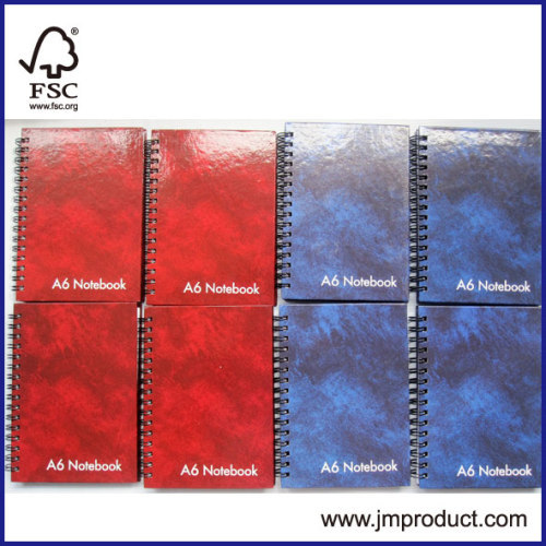 all size hardcover spiral notebook