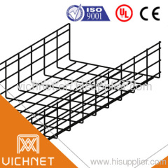 weld mesh cable tray production process