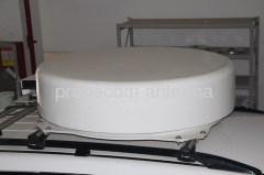 0.72m vehicle mounted antenna