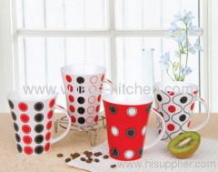 Design Stoneware Water Cup
