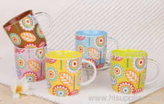 Beautiful Design Stoneware Mug