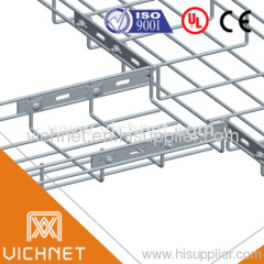 Stainless Steel Cable Basket for Data centre(UL.CE.GMC.SGS.Rosh test pasted)