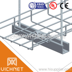 wire mesh cable tray tee