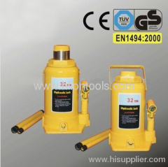 Hydraulic Bottle Jack to EN 1494:2000 with GS 32T