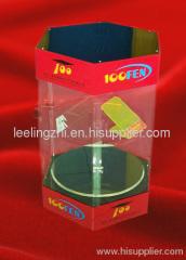 acrylic Led display /acrylic display