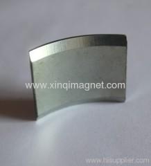 35SH segment NdFeB magnet Nickle