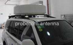 0.72m motorized vehicle mount antenna