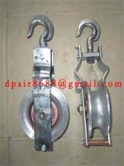 Multi Sheave Cable Block&cable sheaves
