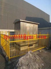 Safety barriers& temporary fencing