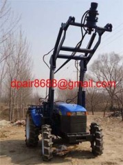 Holedigger& Earth Drilling pile driver