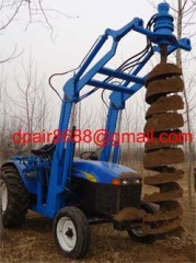 hole Digger/ Earth Drilling& pile driver