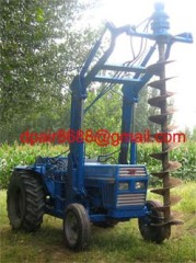 Earth auger& Earth Drilling/ Deep drill