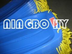 Plastic Toboggan