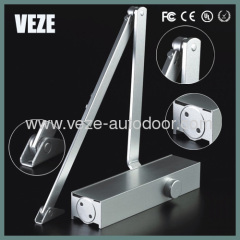 Aluminum body Door Closer