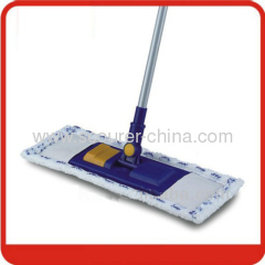 Wet and Dry Microfiber Flat Mop
