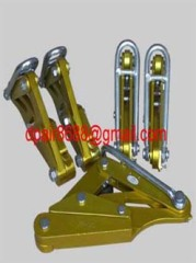 Aerial Bundle Conductor Clamps