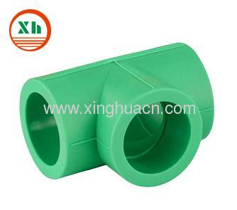 PPR Equal Tee for PPR Pipe